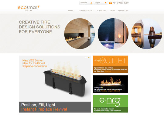 EcoSmart Website