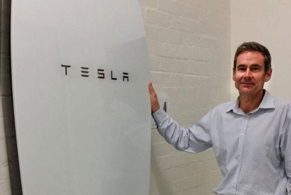 Steve-Cranch-Solahart-with-Tesla-Powerwall