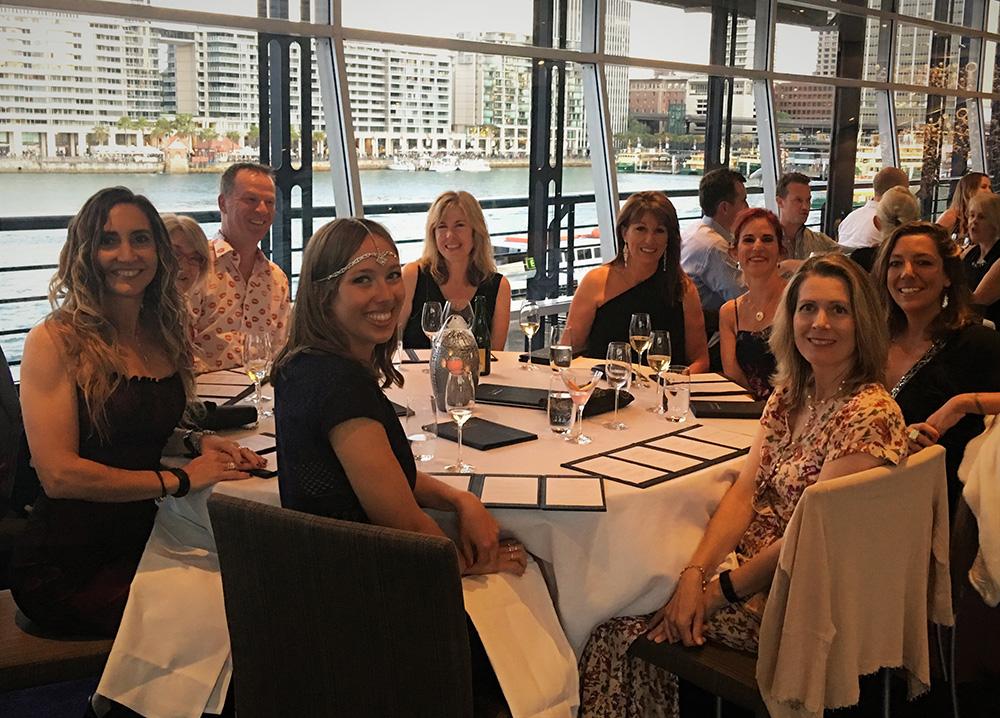 Llewellyn Communications' Anniversary Celebration Dinner