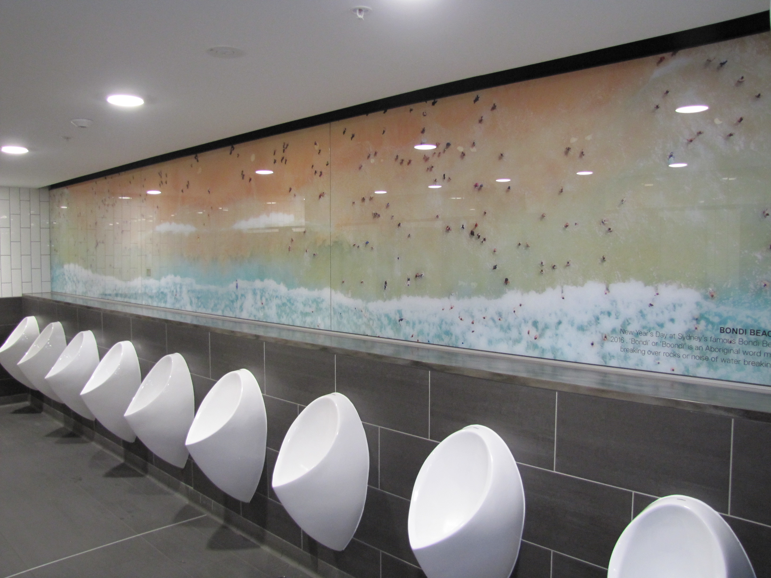 Australia's Best Bathroom Facility